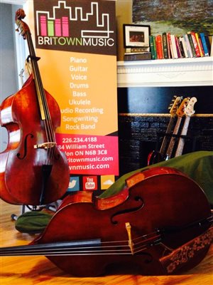 Fun at Britown Music!